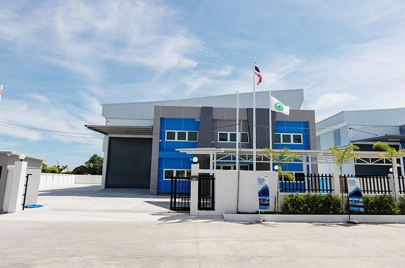 0246-11 โรงงานให้เช่า 918 ตรม. ใกล้นิคมอุตสาหกรรมบางพลี