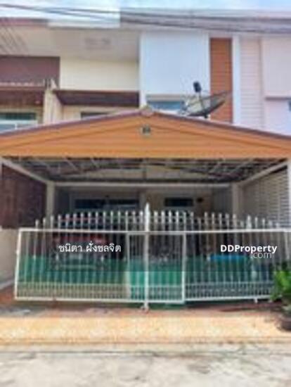 ขายทาวน์เฮ้าส์ 2 ชั้นหมู่บ้านไทยสมบูรณ์ 3 รังสิต คลองสาม ปทุมธานี