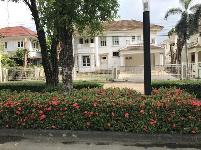 ขายบ้านเดี่ยว2ชั้น บ้านสวย บรรยากาศดี อากาศปลอดโปร่ง มีนบุรี จ.กรุงเทพฯ