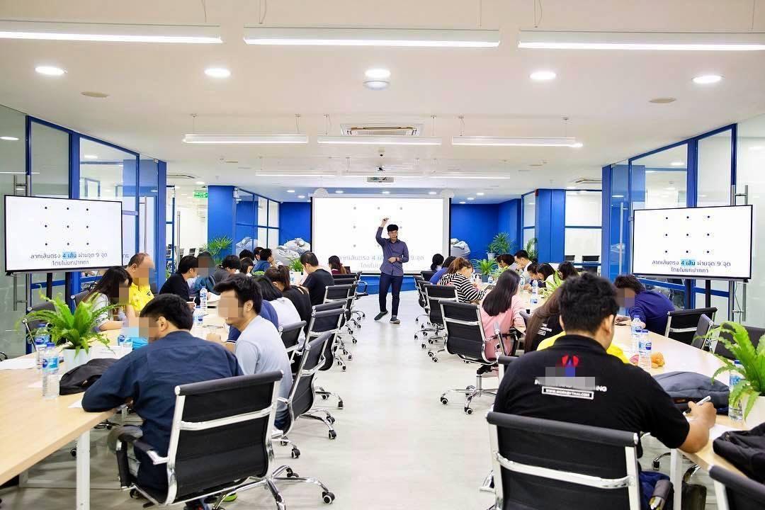 เซ้งถูกมาก ‼️ กิจการ Serviced Office / Co-working space / Meeting Room / Event Area ให้เช่า
