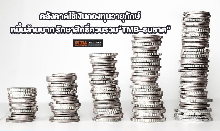"""คลังคาดใช้เงินกองทุนวายุภักษ์ หมื่นล้านบาท รักษาสิทธิ์ควบรวม""""TMB-ธนชาต"""""""