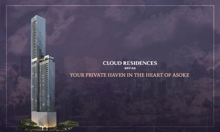 "Cloud Sukhumvit 23: ""your private haven in the heart of asoke"