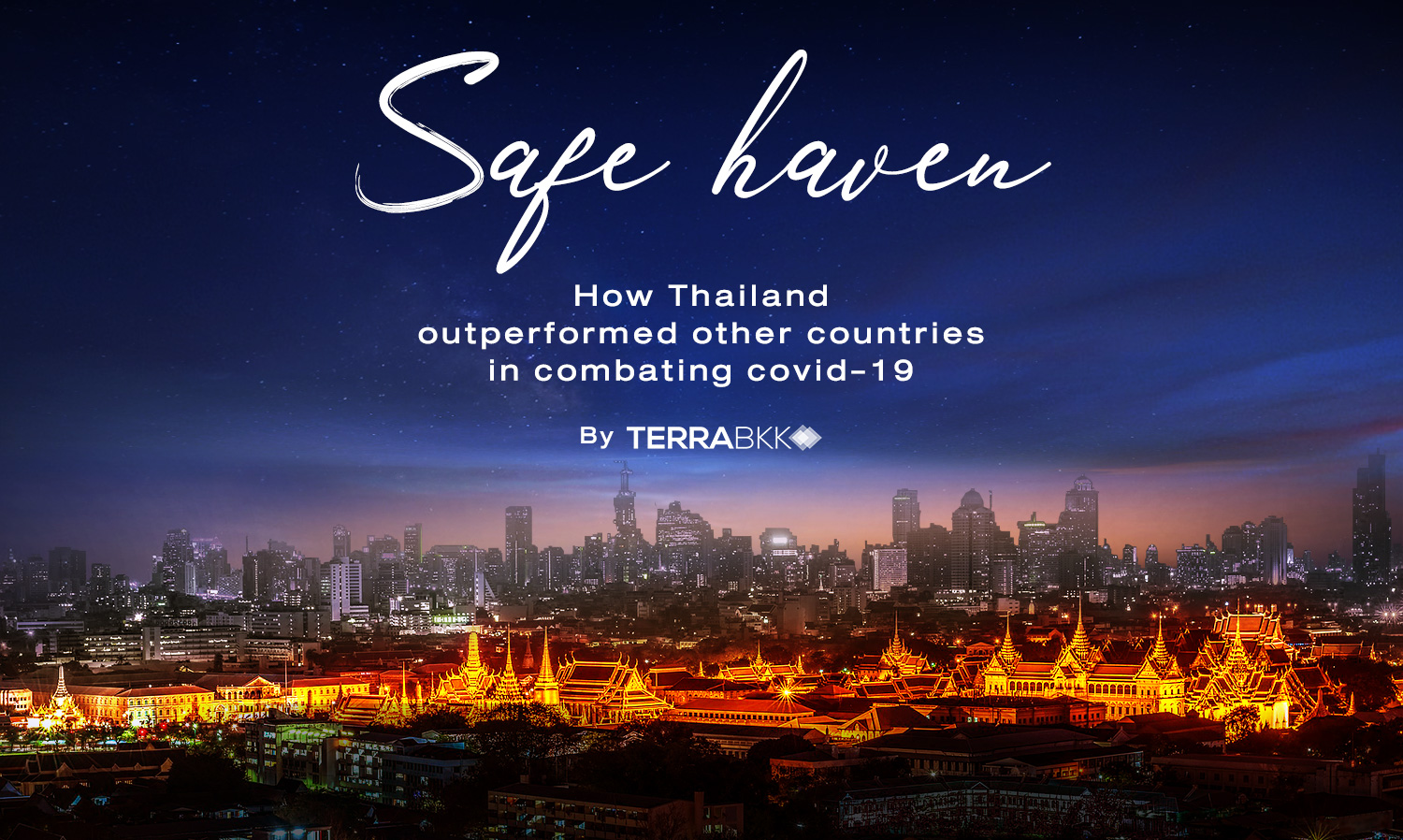 [Full] Safe Haven : How Thailand outperformed other countries in combating COVID-19.