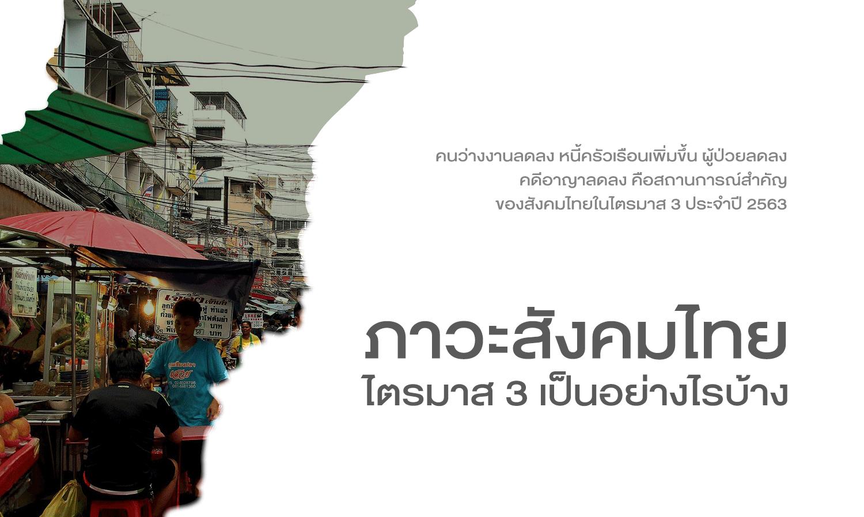 สรุปภาวะสังคมไทยไตรมาส-3-เป็นอย่างไรบ้าง