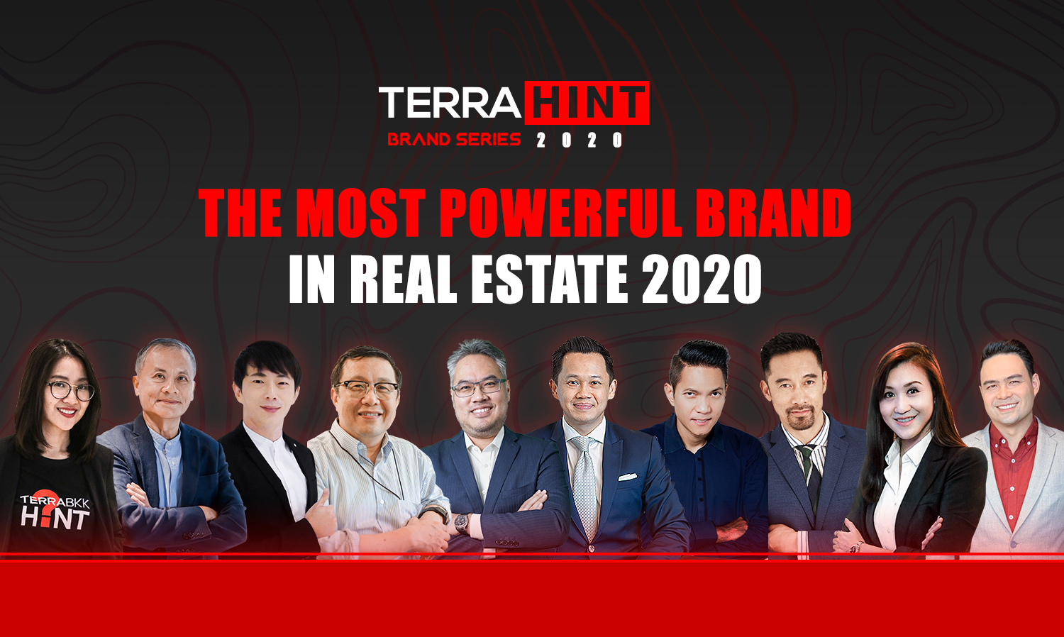 คีย์ไฮไลต์คัมภีร์ The Next Normal in Real  ในงาน Terra Hint Brand Series 2020 : LEADING THE BRAND THROUGH CRISIS