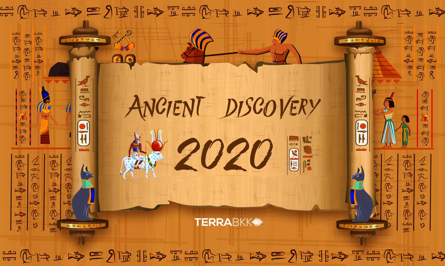 Ancient discovery 2020
