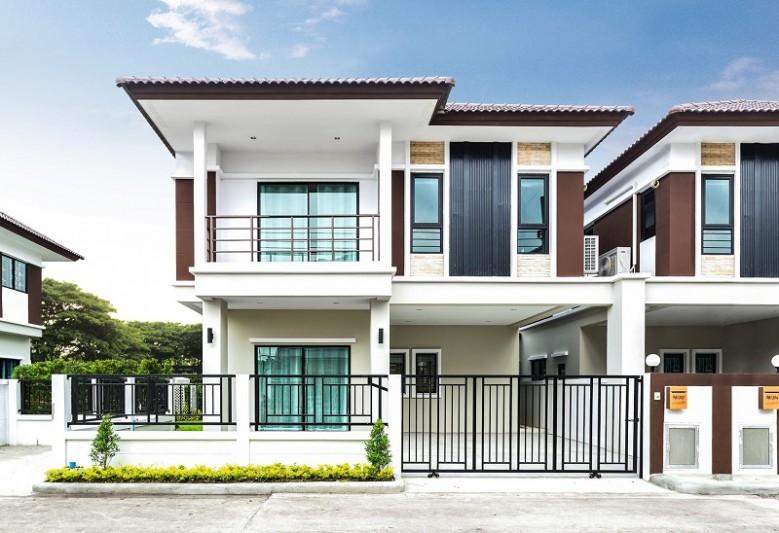 บ้านเติมรัก 4 บางกรวย-บางบัวทอง