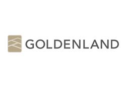 โลโก้ บริษัท แผ่นดินทองพร็อพเพอร์ตี้ ดีเวลลอปเม้นท์ จำกัด (มหาชน)