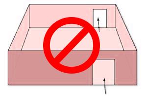 ประตูบ้าน หลักการสำคัญที่สุดของการวางแปลนบ้านแบบฮวงจุ้ยคือ ประตูหน้าและประตู หลังต้องไม่ตรงกัน เพราะเชื่อว่าจะเก็บทรัพย์ไม่อยู่ เหมือนถุงเงินก้นรั่ว ...