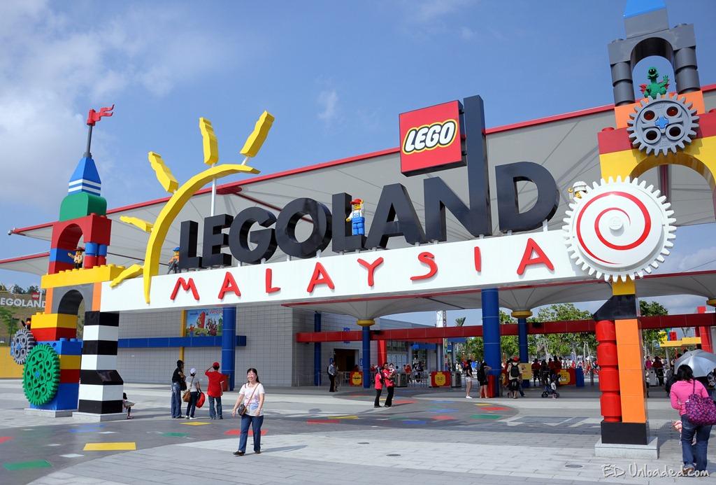 สวนน้ำ Legoland ใหญ่ที่สุดในโลก เปิดแล้วที่มาเลเซีย
