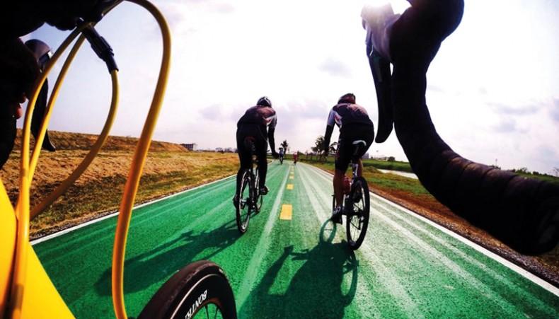 เลนจักรยานของสุวรรณภูมิติดโผ 1 ใน 5 เลนจักรยานประจำสนามบินที่ดีที่สุดในโลก