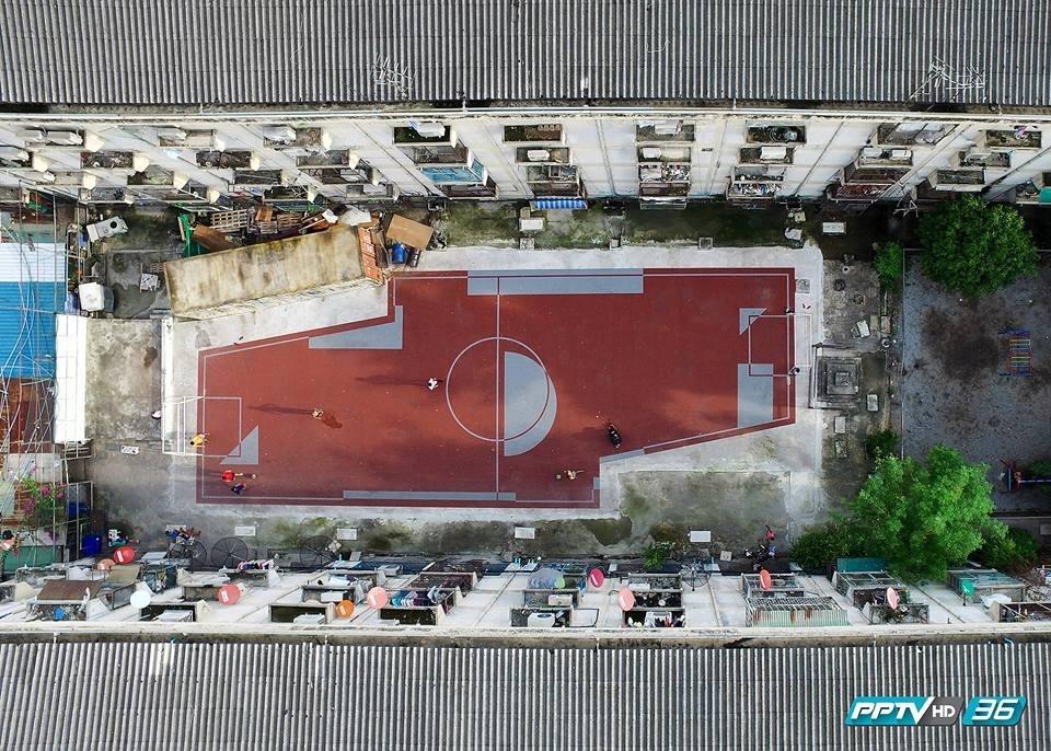 ฟื้นฟูย่านและทำเลชุมชนเก่า, นางเลิ้ง, ชานสว่าง,สนามฟุตบอลคลองเตย,ชุมชนป้อมมหากาฬ