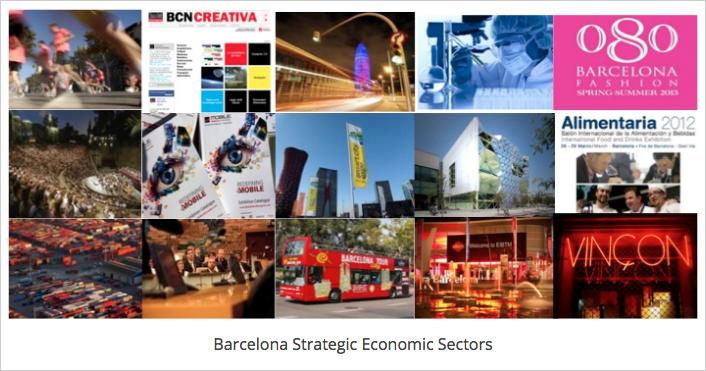 บาร์เซโลน่า , ปรับโฉมบาร์เซโลน่า , Rebranding Barcelona