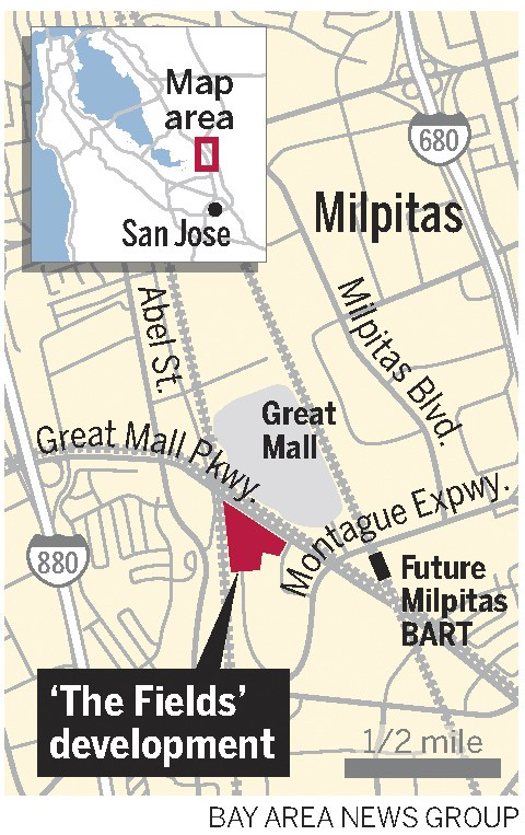 Milipitas, TOD, Transit Oriented District