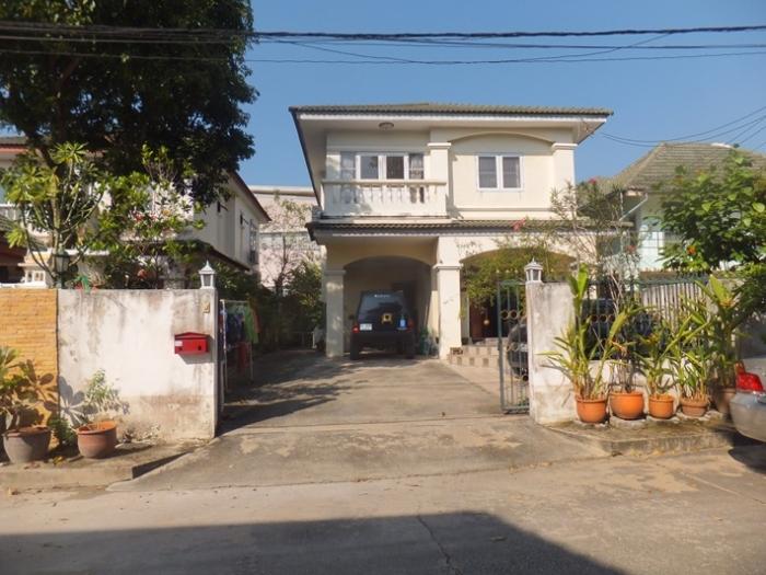บ้านเดี่ยว ม.บุณฑริก 81.2 ตรว. 4 นอน 3 น้ำ หลังใหญ่ ใกล้ทางด่วน ตลาดออเงิน ซ.วัชรพล ถ.รามอินทรา ราคาต่อรองได้