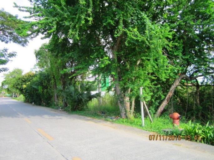 0362 ขายที่ดิน 8 ไร่ ติดถนนซ.สุวินทวงศ์ 7 เขตมีนบุรี